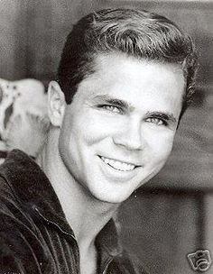 Tony Dow (Wally on Leave it to Beaver) was so cute! And still is