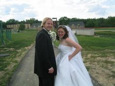 David and Lara Brazle met at RC and were married May 30, 2005.