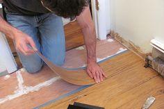 Installing Vinyl Plank Flooring - Bob Vila's Blogs