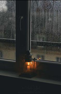 A quiet day inside : raining