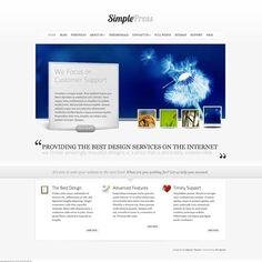 SimplePress WordPress Theme By Elegant Themes | WordPress Themes Review 2015
