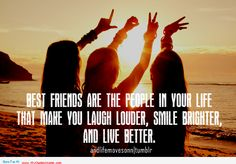 Friends are think like which u want - tumblr friendship quotes