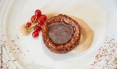 Delícia de chocolate com leite de noz | Chef Francisco Ferreira