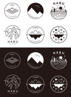 Corporate Design, Branding Design, Logo Branding, Brand Identity Design, Corporate Branding, Mountain Logos, Mountain Designs, Mountain Biking, Web Design