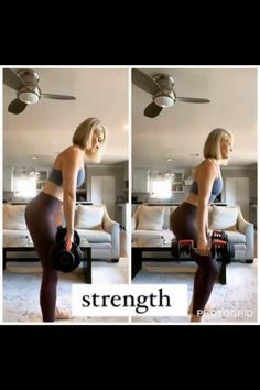 Learn why strength training is important and how to keep an exercise routine at home or the gym with FASTer Way to Fat Loss Body Weight Circuit, Workout Plan For Women, Move Your Body, Fat Fast, Strength Training, Hiit, Stay Fit, Workout Videos, Fun Workouts
