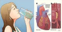 Reduza o risco de câncer, diabetes e hipertensão tomando água desta maneira!   Cura pela Natureza