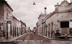SALON MONTEJO circa 1930-1950