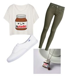 """""""Untitled #4"""" by rachel679 on Polyvore featuring H&M"""