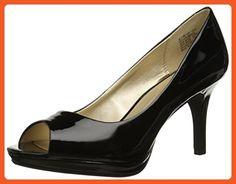 Bandolino Women's Supermodel Synthetic Dress Pump,Black,7 M US - Pumps for women (*Amazon Partner-Link)