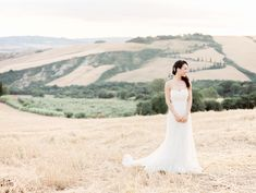Louise+and+Robin's+Tuscan+wedding+at+La+Foce