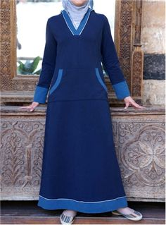 Islamic Clothing UK for Men, Women, and Accessories by Shukr UK Modest Long Dresses, Formal Evening Dresses, Maxi Dresses, Dress With Cardigan, Maxi Dress With Sleeves, Abaya Fashion, Fashion Dresses, Moslem Fashion, Modele Hijab