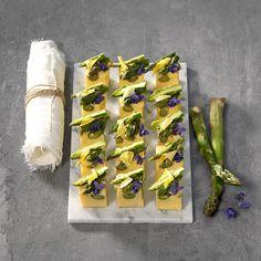 Glutenfri Västerbottensostpaj med grön sparris – Västerbottensost