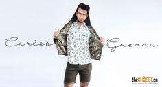 Camisas manga corta perfectas para cualquier ocasión, utilízalas con un jean de color o una bermuda #RedDeDiseñadores #DiseñoIndependiente #Camisas #Estampado #Textura #Perfect #Outfit Carlos Guerra