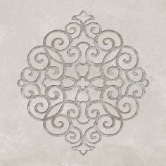 Our Eastern Lace Medallion Stencil Set is a two layer stencil includes both a silhouette and a detail layer. Create gorgeous wall art with these wall stencils i Lace Stencil, Stencil Wall Art, Wallpaper Stencil, Mandala Stencils, Stencil Patterns, Stencil Diy, Lace Patterns, Stencil Designs, Mandala Art