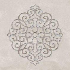 Eastern Lace Medallion Stencil Set
