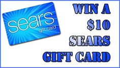 Win a $10 Sears Gift Card When You Shop Your Way | Review Dad