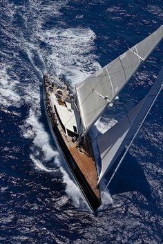 oh yeah sailing the seas