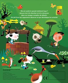 Each page helps children develop their observation and curiosity while having fun