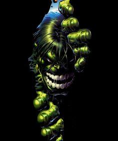 Hulk - Mike Deodato Jr. Colors - Hermes Tadeu