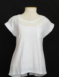 Resultado de imagem para camisetas customizadas pérolas