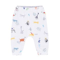 Ross Animal Reversible Harem Trousers-product