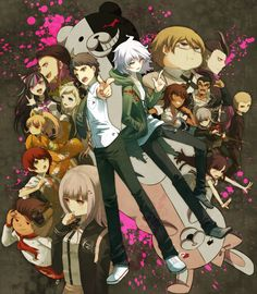 Danganronpa & Danganronpa 2 Goodbye Despair