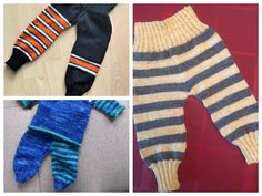 Baby Knitting Patterns Pants These baby pants are handy and they will grow with you for a while. In the beginning you can ma … Baby Dress Patterns, Baby Knitting Patterns, Knitting Stitches, Crochet Patterns, Crochet Pullover Pattern, Fashion Collage, Baby Pants, Easy Knitting, Pants Pattern