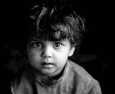Abandoned romanian child