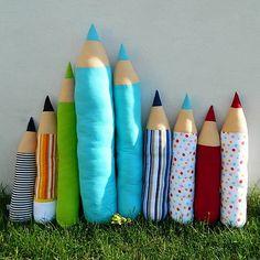 elma02 / Ceruzky - vankúše