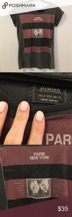 ⚡️ALLSAINTS Graphic T ALLSAINTS Graphic T All Saints Tops Tees - Short Sleeve