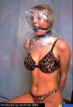 Plastic Bag Suffocation Fetish 31