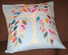 Weeping Willow Pillow