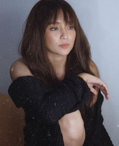 8 reasons why you should be proud to a morena girl giltbox ph Kathryn Bernardo Hairstyle, Kathryn Bernardo Photoshoot, Hair Color 2018, Hair Color Pink, Hair Color Asian, Asian Hair, Hair Color Names, Hair Color For Morena, Short Braids