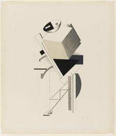 Constructivisme - El Lissitzky