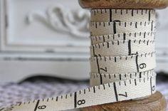 The Ribbon Reel. 12mm Tape Measure Ribbon