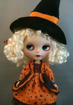 Blythe Witch Orange