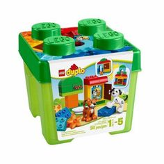 Lego Duplo Creative Play All-in-One Gift Set, Multicolor