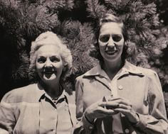 Eudora Welty and author Katherine Anne Porter, a mentor