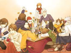 Tags: Fanart, Sengoku Basara, Date Masamune (Sengoku Basara), Sanada Yukimura (Sengoku Basara), Capcom, Pixiv, Motochika Chosokabe (Sengoku ...