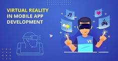 The rise of trending technologies like AR and VR has given a new direction to the app developers around the globe. As a result of this trend, the entrepreneurs are thinking about integrating AR and VR into the mobile app development process. Augmented Reality Apps, Virtual Reality, Mobile App Development Companies, Mobile Application Development, Vr Application, The Learning Experience, Any App, Globe, Technology
