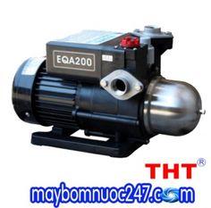 Máy bơm tăng áp điện tử NTP EQA225-3.37 26 1/2HP   Máy bơm nước 247