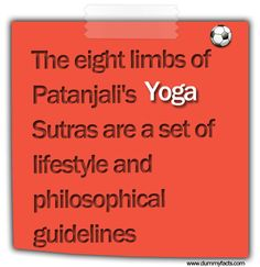 sport facts, Yoga