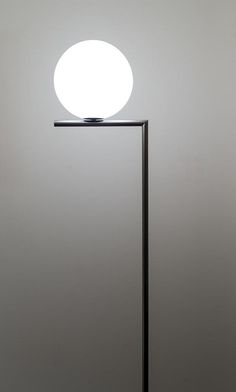 pure design: IC Lights | lighting . Beleuchtung . luminaires | Design: Michael Anastassiades for Flos |