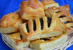 Házi leveles tészta édes és sós töltelékkel Spanakopita, Apple Pie, Ethnic Recipes, Desserts, Food, Pizza, Tailgate Desserts, Deserts, Essen