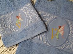 Asciugamano con Fatina