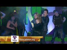 Thalia Prince Royce Teleton 2013 HD Te Perdiste Mi Amor Remix