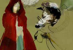 Daniel Egneus - Little Red Riding Hood