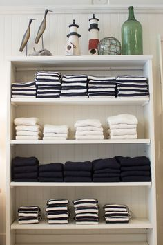 Nantucket Looms Classic Boatneck Sweaters in our 51 Main Street Shop. Perfect for the change of seasons.