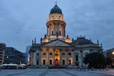 Französische Friedrichstadtkirche am Gendarmenmarkt in Berlin-Mitte