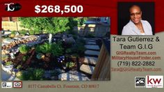http://ift.tt/2efIwyF Cross Creek Community real estate for sale 3 bed 1.5 bath with granite countertops For Information on 8177 Cassabella Ct  call Tara Gutierrez at (719) 822-2882. Cross Creek is pure Colorado from its attractive views of Pikes Peak and the Front Range  to rolling hills  recreation parks and trails  and history of agriculture. Cross Creek boasts the charming aspects of country living with the urban amenities of great restaurants and stores. Located along I-25 and Fountain…